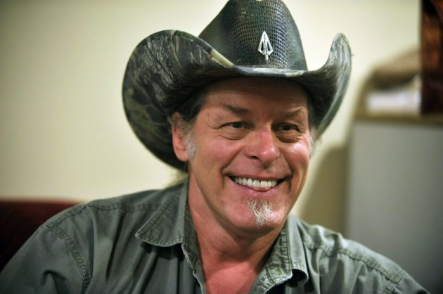 After Ted Nugent Goes On Anti-Semitic Rant, White Supremacists Flock To His Defense