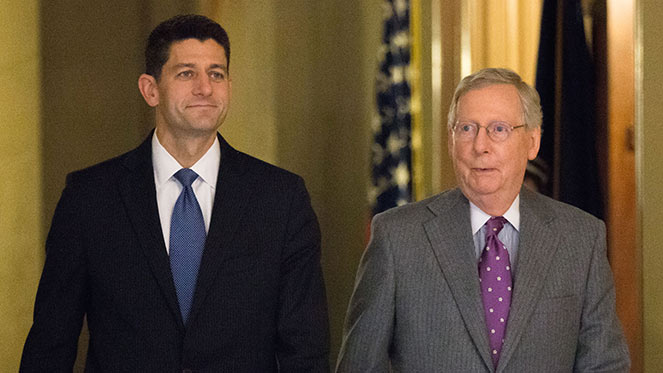 Why Congressional Republicans Will Suffer More Than Anyone Else In A Trump Presidency