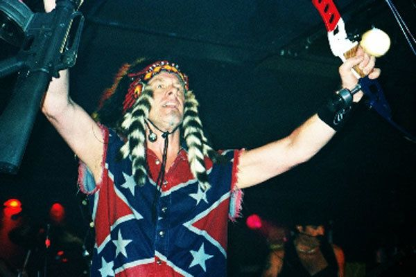 Ted Nugent Shares Blatantly Racist Meme On Facebook, Pretends It's A Legit Business