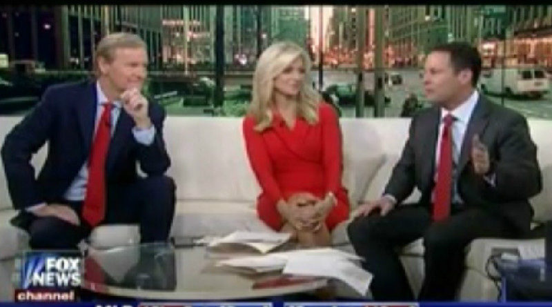 """Fox's Steve Doocy: After Placing Woman On $20 Bill, """"We're Going To Have Cats On Money"""""""