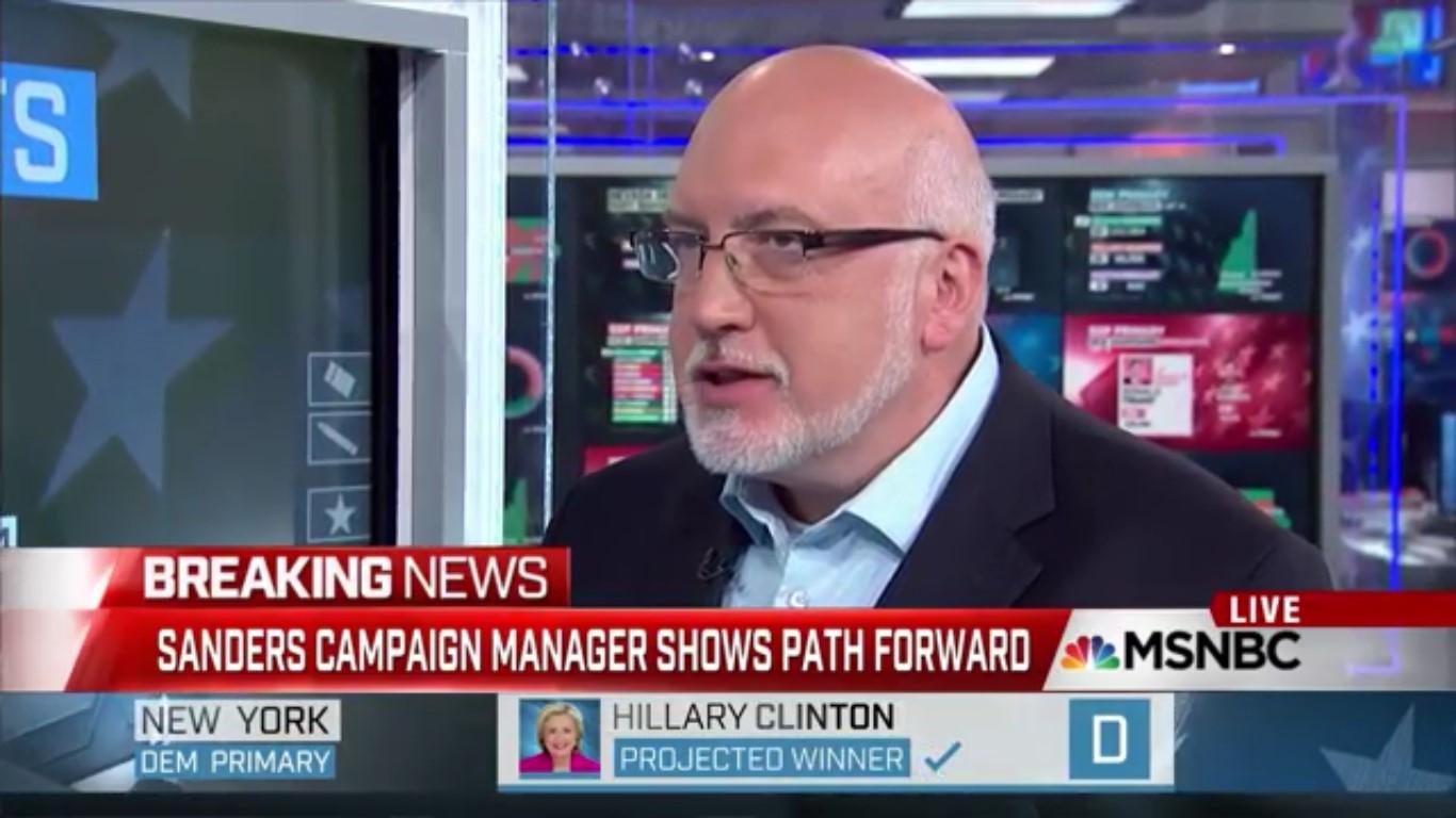 Jeff Weaver Refuses To Believe Reality, Tosses Around Some Magic Pixie Dust On MSNBC