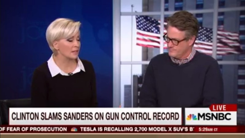 'Morning Joe' Just Can't Stop Talking About Hillary Clinton's Voice