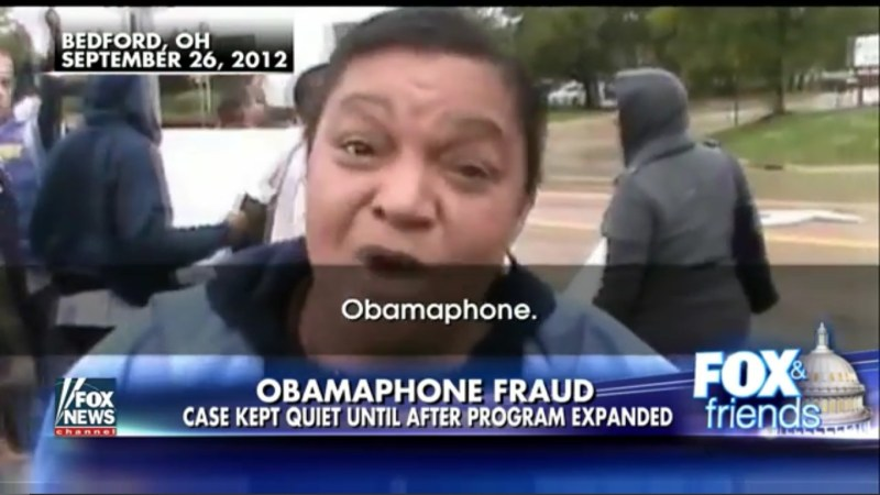 Fox Claims Fraud Surrounding 'Obamaphone' Was Kept Quiet Until After FCC Vote