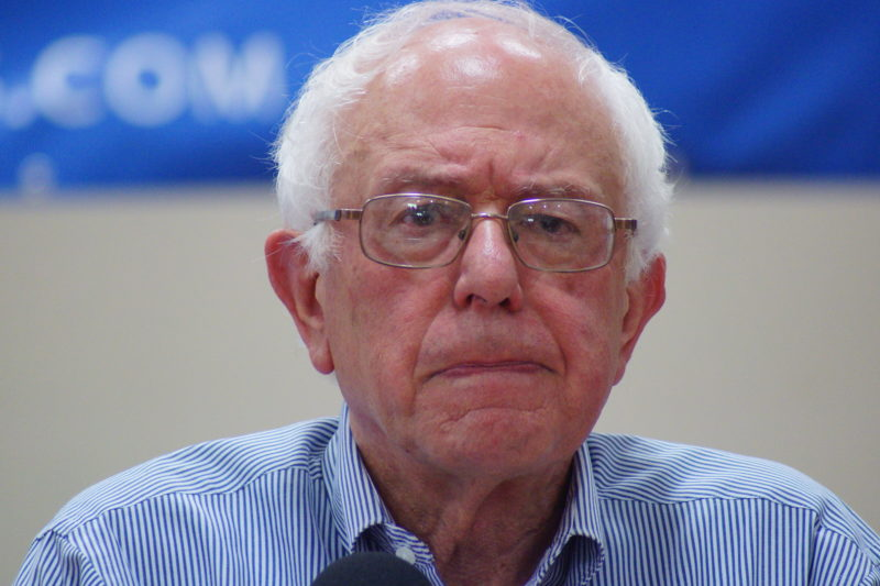 Dear Bernie, Just Go Ahead And Go