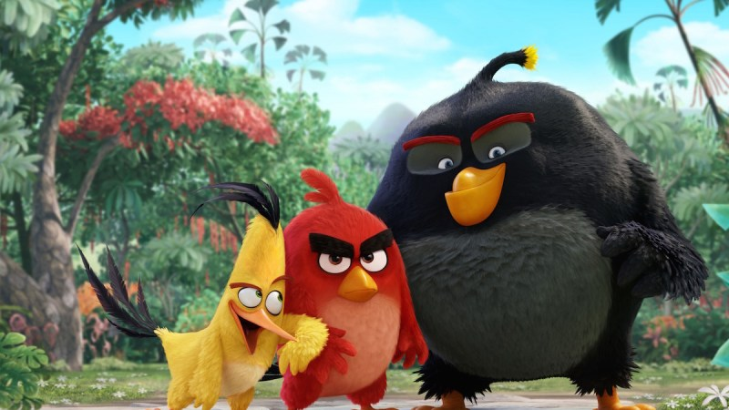 'The Angry Birds Movie' Is Essentially A Beginner's Guide To Trumpism