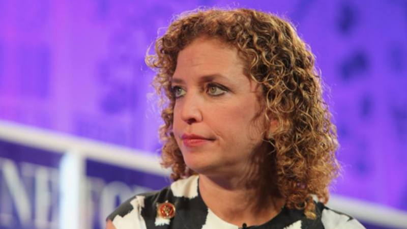 It Sure As Hell Sounds Like Debbie Wasserman Schultz Is Going To Get The Boot