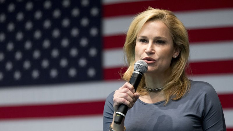 Heidi Cruz: Ted's Presidential Campaign Was Totally Like The Fight To End Slavery
