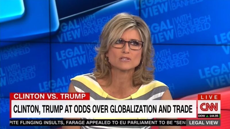 """""""That There Is Libel!"""": CNN Host Calls Out Trump's Lawyer For Accusing Hillary Of Murder"""