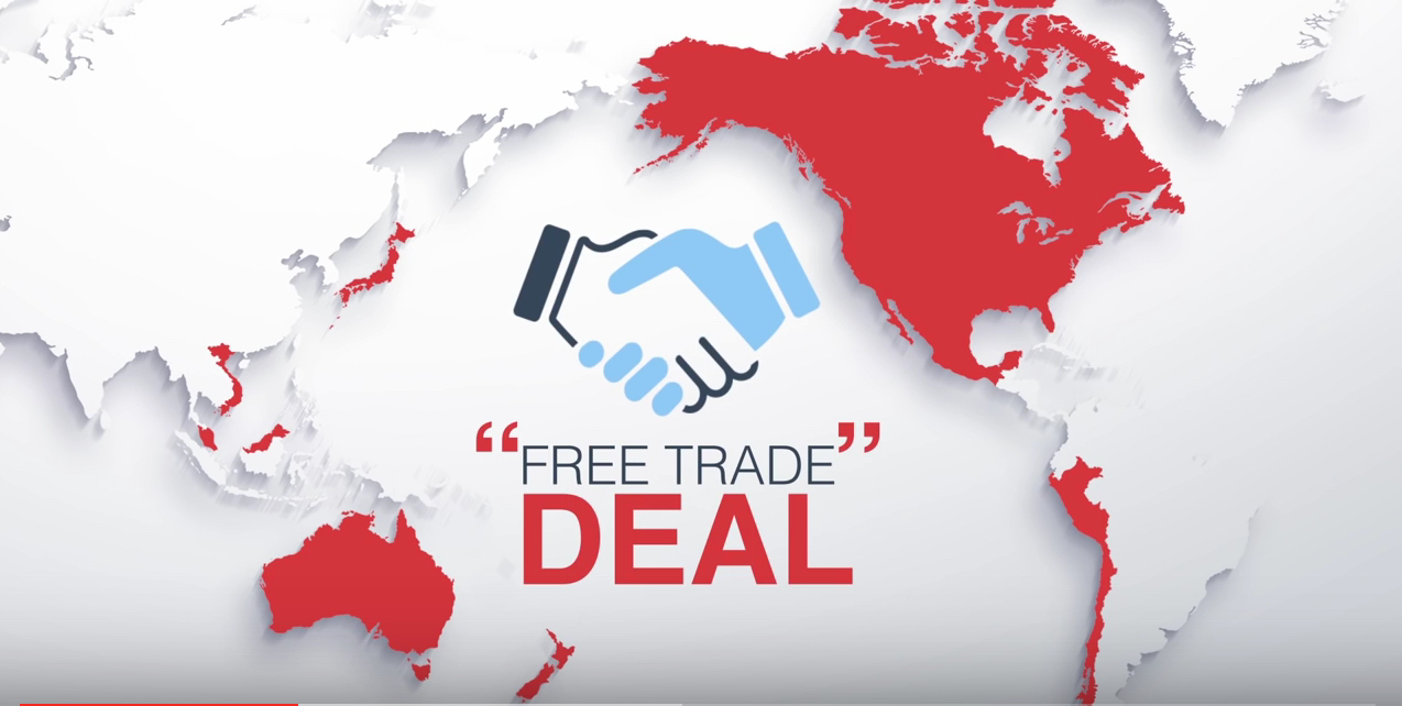 Why The TPP Trade Deal Should Scare You