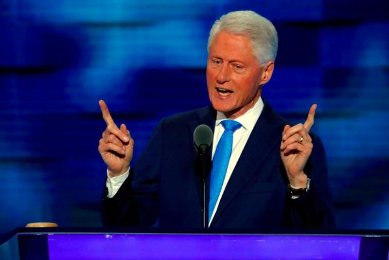 'Shocking And Weird': Was Rachel Maddow Right About Bill Clinton's DNC Speech?