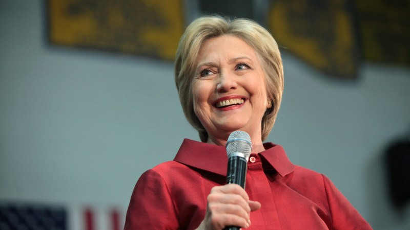 Hillary Clinton Won't Commit to Endorsing Bernie Sanders: 'Nobody Likes Him'