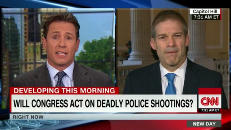 Chris Cuomo Rips Congress For Focusing More On Hillary's Emails Than Police Shootings