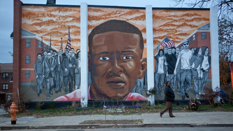 'The Police Get Away With Murder': Outrage As Charges Are Dropped In Freddie Gray Death