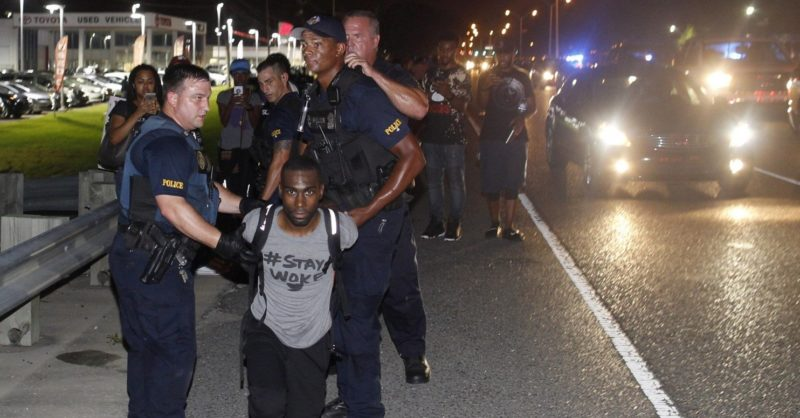 DeRay McKesson Among Dozens Arrested During Nationwide Black Lives Matter Protests