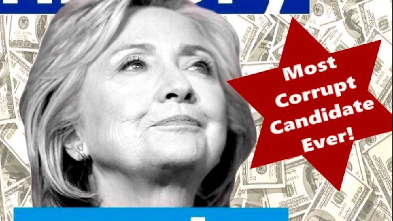 Trump Lets His Anti-Semitic Base In On A Secret — Hillary's A Money-Grubbing Jew!