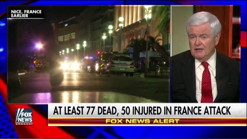 Newt Gingrich: Test Every American Muslim And Deport Those Who Believe In Sharia