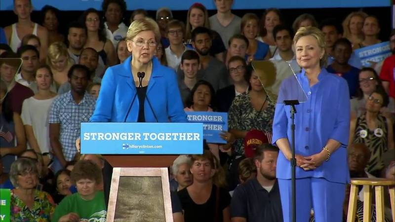 Clinton/Warren?: Speculation Mounts That Hillary Will Pick Popular Senator