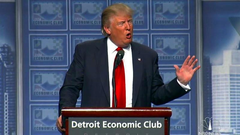 Sinking Ship: Will Donald Trump's Economic Fiasco Nail His Coffin?