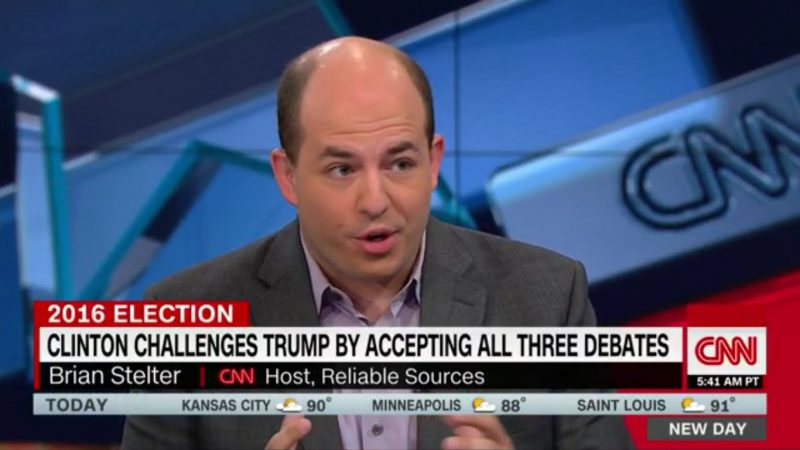 Fox News Tricked A Young Brian Stelter Into Thinking One Of Their Staffers Liked Him