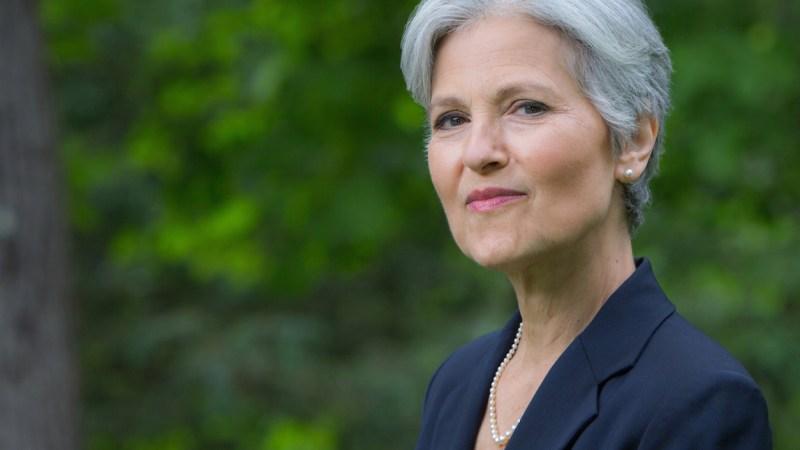 Jill Stein Hits Peak Jill Stein, Tweets About 3-Month Anniversary Of Harambe's Death