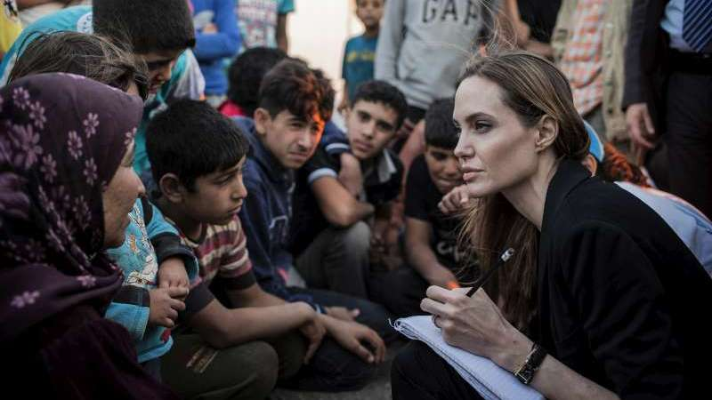 Angelina Jolie's Appointment To Georgetown Position Is A Blow To Academia