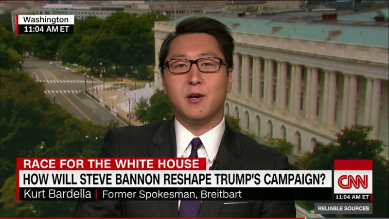 "Ex-Breitbart Spokesman: Breitbart News Is A ""De Facto Super PAC"" For The Trump Campaign"