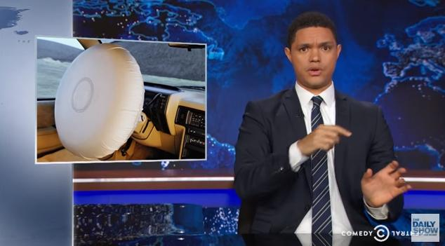 Trevor Noah: Do Unarmed Black People Have To Be Shot In Trump Tower For The Media To Care?