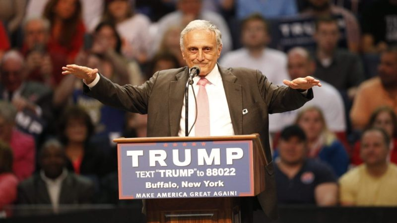 """Trump Surrogate Carl Paladino: """"ISIS-Type"""" Khans Don't Deserve To Be Gold Star Parents"""