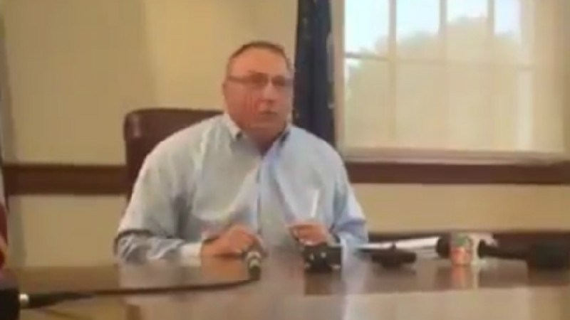 "America's Favorite Racist Governor Paul LePage: People Of Color Are ""The Enemy"""