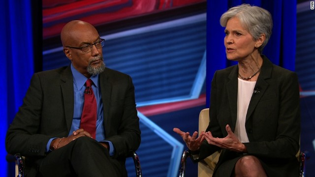 Jill Stein: Hillary Clinton Is 'Too Big To Jail' For Her 'Abuse Of The Rules'