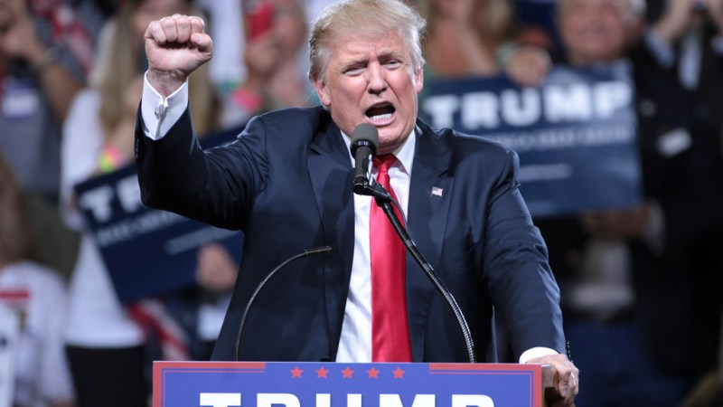 Now Trump Wants His Supporters To Patrol Polling Stations To Stop 'Cheating'