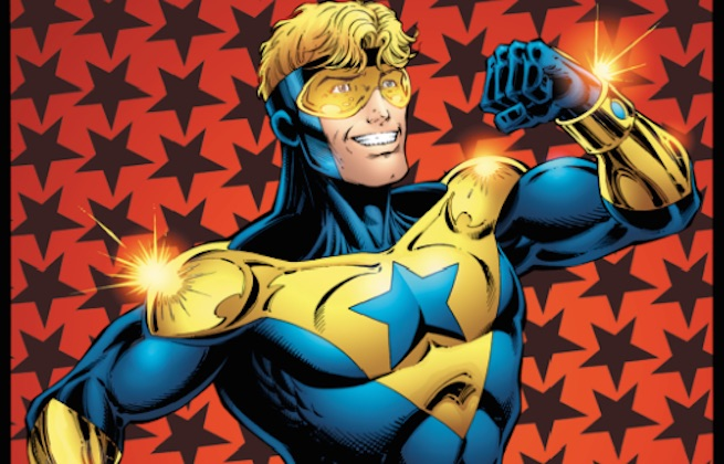 New Booster Gold Movie Won't Be Connected To The DC Extended Universe