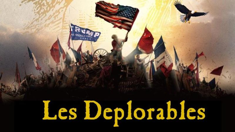 2016 Is 'Les Misérables' Vs. 'Les Deplorables,' And The Left Needs Unity