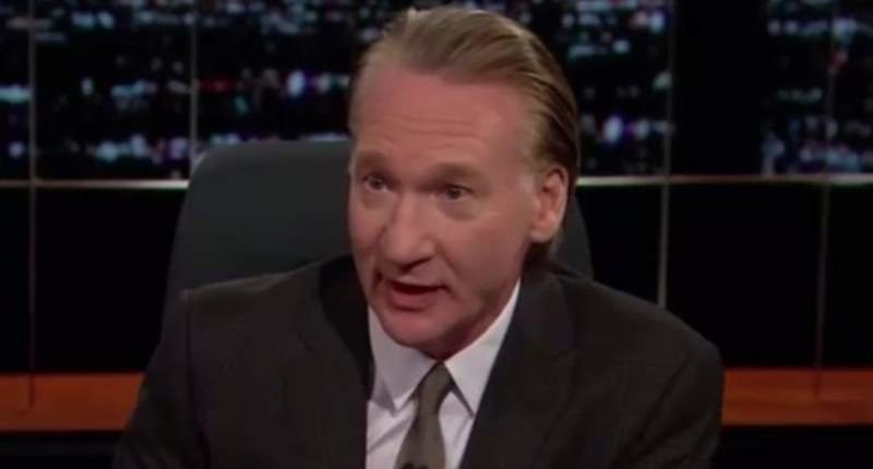 Bill Maher: In This Country, Open Carry Is For Whites Only