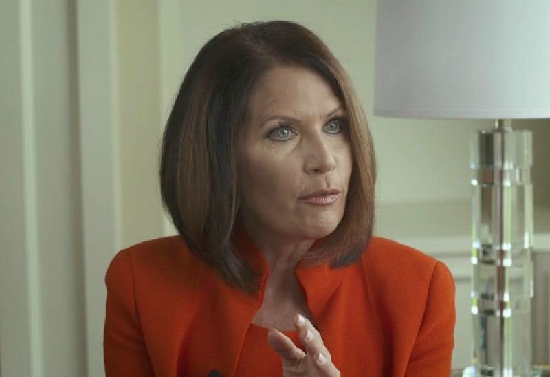 """Michele Bachmann Warns That If Hillary Clinton Wins, """"This Is The Last Election"""""""