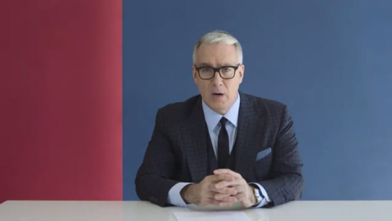 "Keith Olbermann: Trump Is The GOP's ""Demonic Messiah In Oompa Loompa's Clothing"""