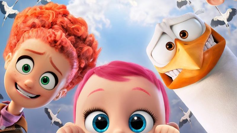 'Storks': Does Warner Animation's New Comedy Deliver?