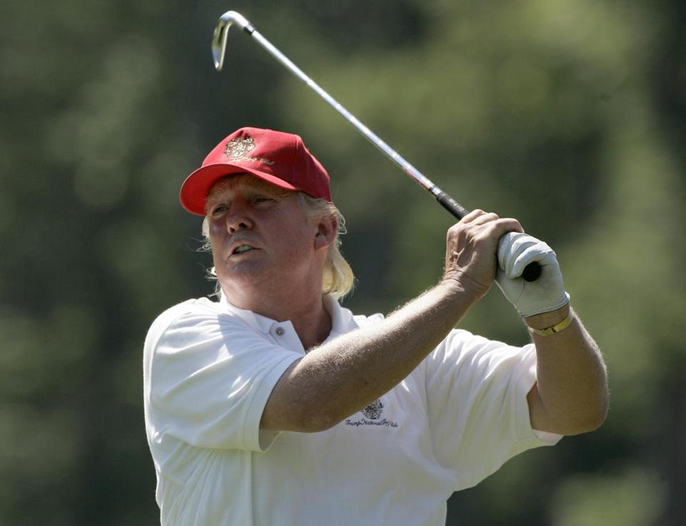 NY Daily News: Trump Losing Every State Where He Has A Golf Course