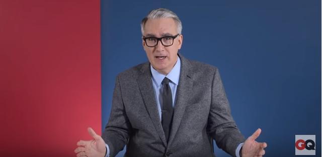 Keith Olbermann: Trump Is Like 'Mr. Smith's Evil Twin Goes To Washington'