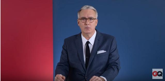Keith Olbermann: Donald Trump Is Running For Vladimir Putin