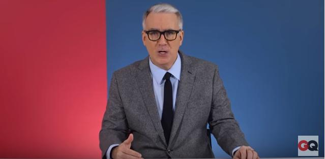 Keith Olbermann: This Election Is Too Important To Vote Third Party