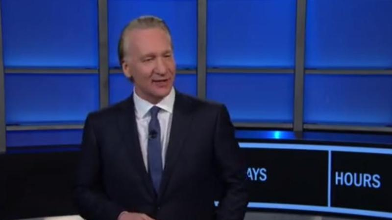 Bill Maher Officially Upgrades Trump Campaign To 'Category 5 Shitstorm'