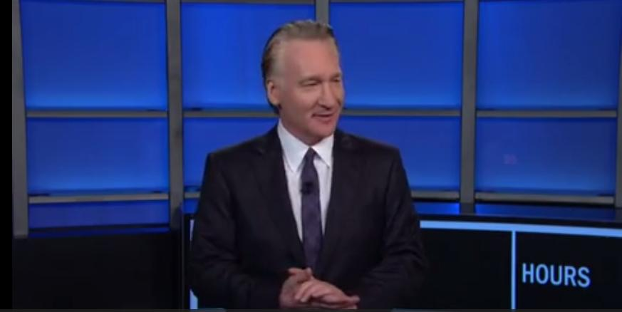 Bill Maher: It's Nightmare On Email Street For Clinton And Trump Is The Monster