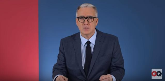 Keith Olbermann Wonders How We'd Handle Trump If He Were An Invader