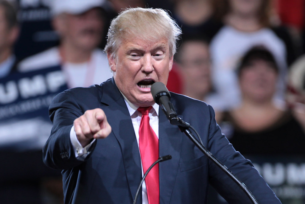 Donald Trump Insists He's Winning Because The Polls Are 'Phony'