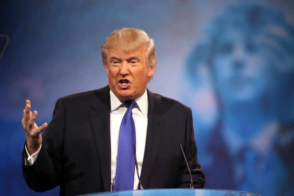 Donald Trump Calls Bill Clinton 'The Greatest Single Abuser Of Women In The History Of Politics'