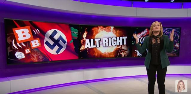 Samantha Bee: The Party Of Lincoln Is Becoming The Party Of Pepe