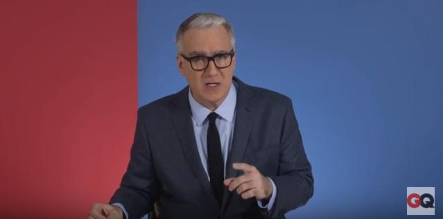 Keith Olbermann Blasts 'F*cking Trump Lies' Less Than 24 Hours Before The Election