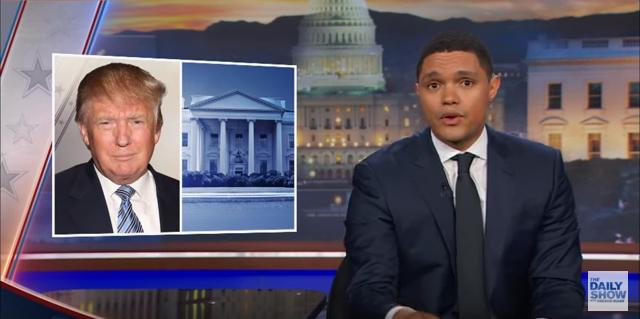 Trevor Noah: We Know More About Anthony Weiner's D*ck Than Donald Trump's Money