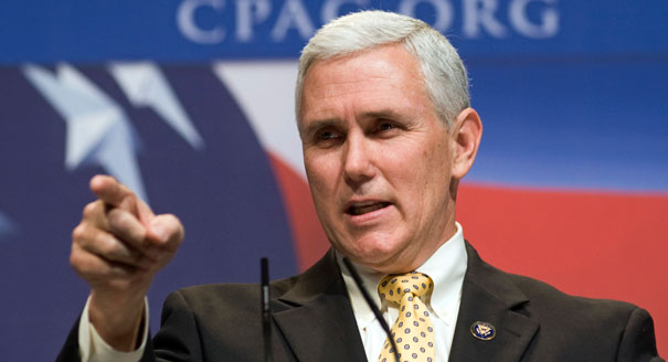Mike Pence's Ancestral Home Invites Him To Ireland: LGBT Community Not Happy